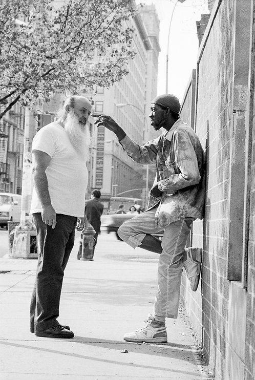 New York, Street View #30  By Jacob Elbaz