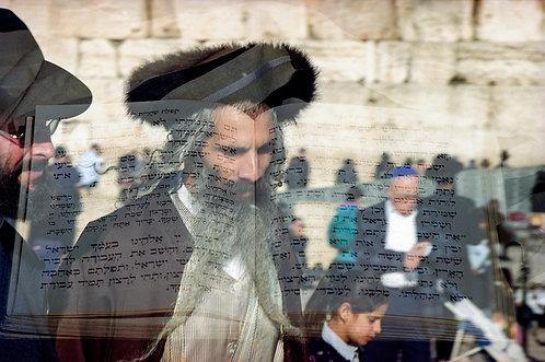 Jerusalem, Jewish Orthodox #26  By Jacob Elbaz