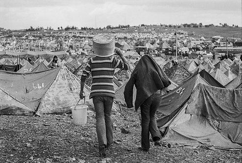 Israel, Refugees #1  By Jacob Elbaz