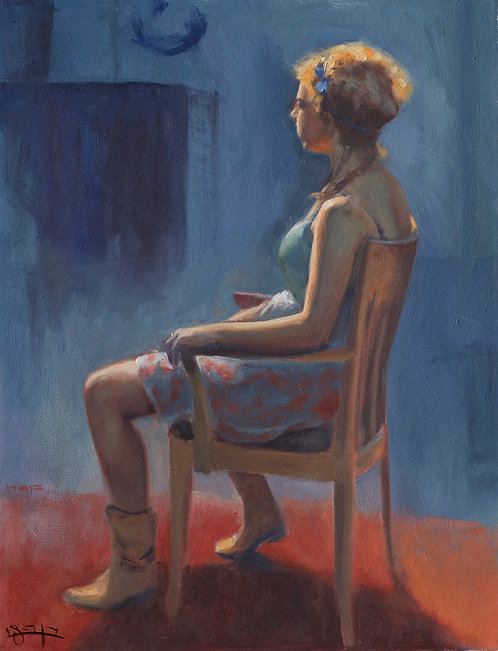 Woman By Ben Fried
