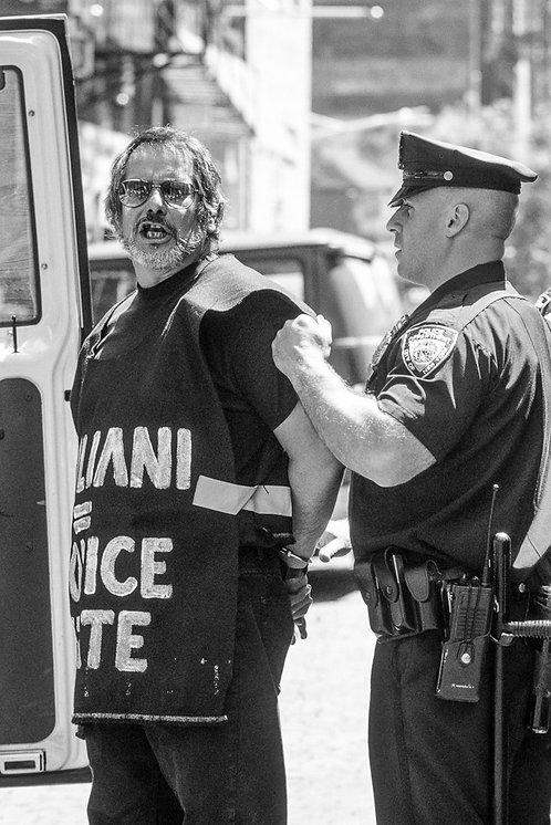 New York, Protest #16  By Jacob Elbaz