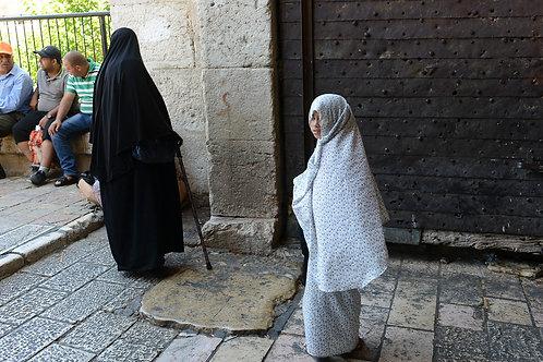 Jerusalem, Characters #51  By Jacob Elbaz