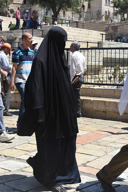 Jerusalem, Characters #21  By Jacob Elbaz