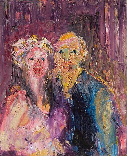 Old age By Miri Eitan Sadeh