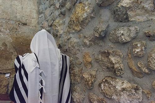 Jerusalem, Praying #10  By Jacob Elbaz