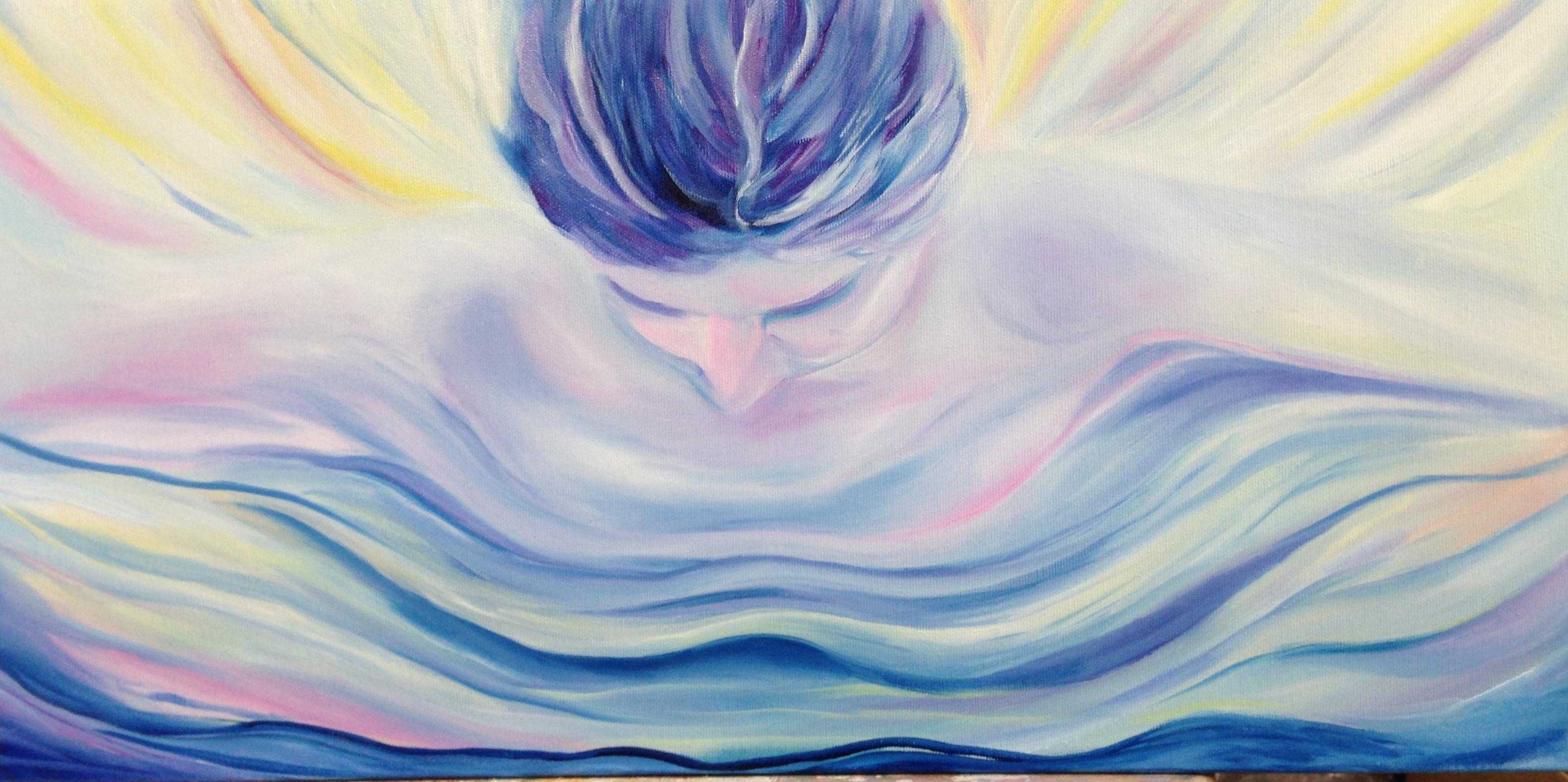 Wings #2 By Nurit Barak Kachtan