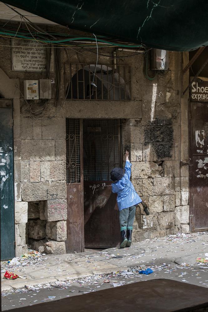 Jerusalem, Characters #57  By Jacob Elbaz