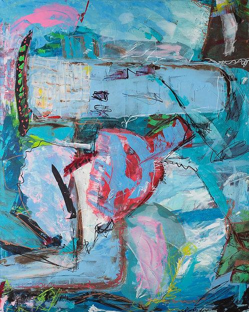 No title #4 By Michal Rotman Laor