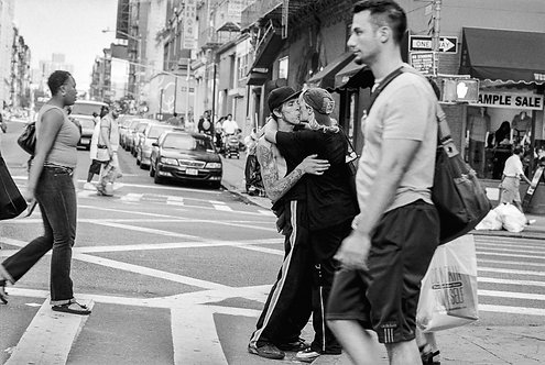 New York, Love #13  By Jacob Elbaz