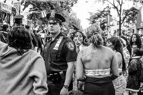 New York, Street View #58  By Jacob Elbaz
