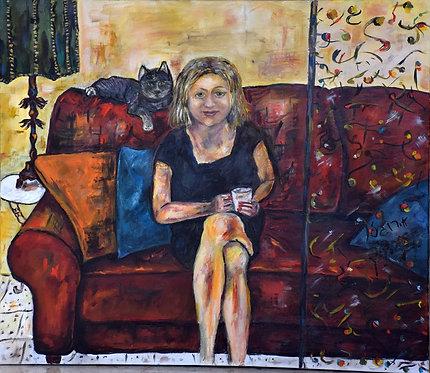 Cat eyes By Arie Rogel