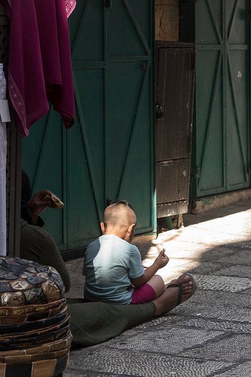 Jerusalem, Everyday life #86  By Jacob Elbaz