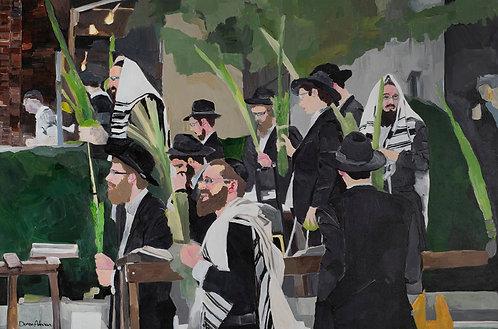 Gathering by  Doron Adorian