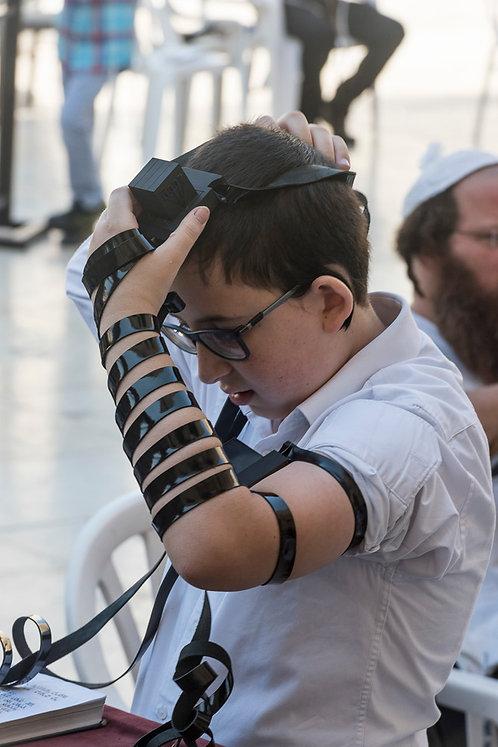 Jerusalem, Praying #5  By Jacob Elbaz