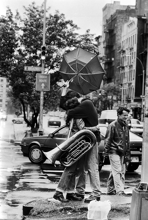 New York, Love #1  By Jacob Elbaz