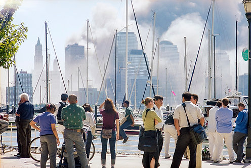 New York, 9 / 11,The Disaster #42  By Jacob Elbaz