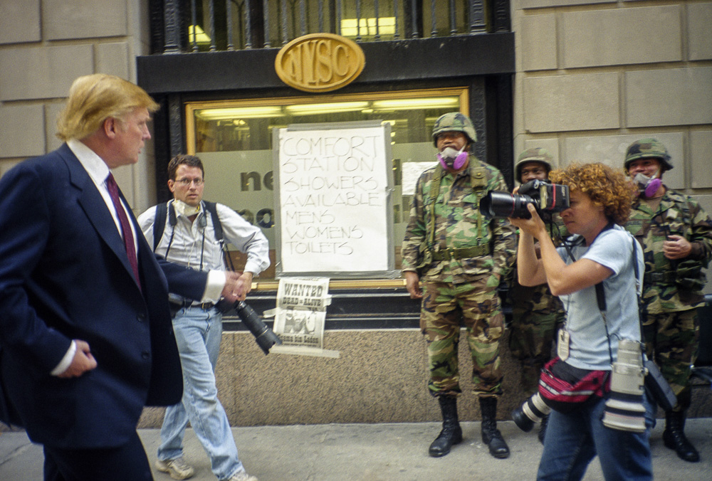 New York, 9 / 11, Donald Trump