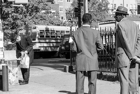 New York, Street View #68  By Jacob Elbaz