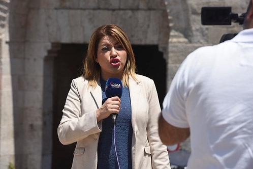 Jerusalem, The press  By Jacob Elbaz