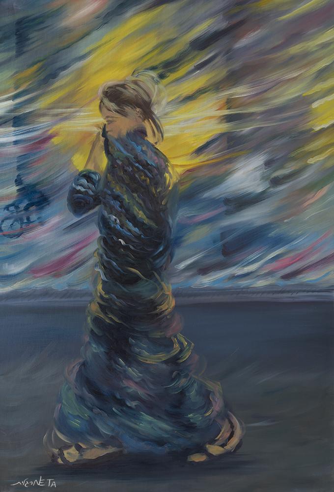 Storm by  Neta Margalit