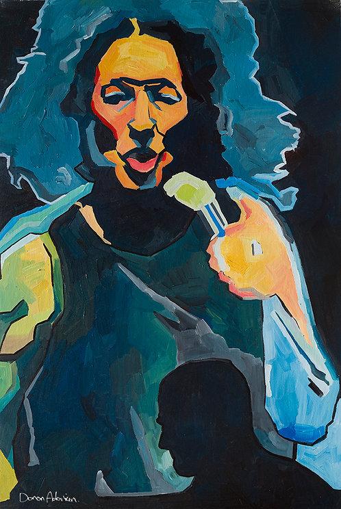 Yehudit Ravitz by  Doron Adorian