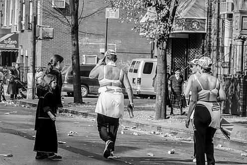 New York, Marathon #15  By Jacob Elbaz