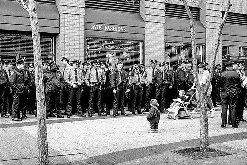 New York, Protest #15  By Jacob Elbaz
