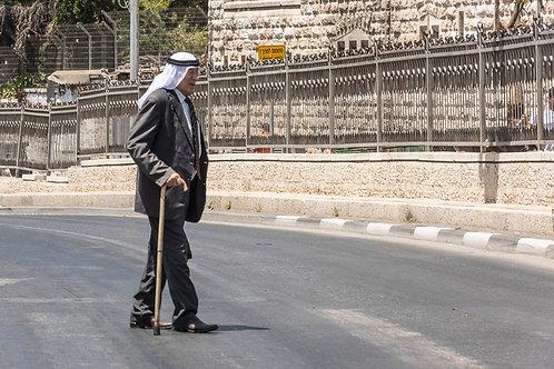 Jerusalem, Characters #5  By Jacob Elbaz