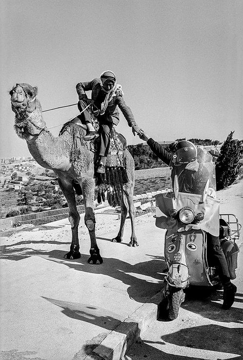 Israel, Friends  By Jacob Elbaz