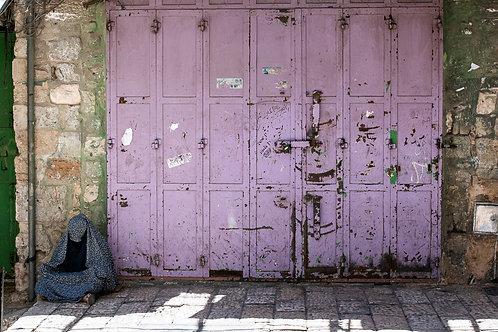 Jerusalem, Shop is closed #1  By Jacob Elbaz