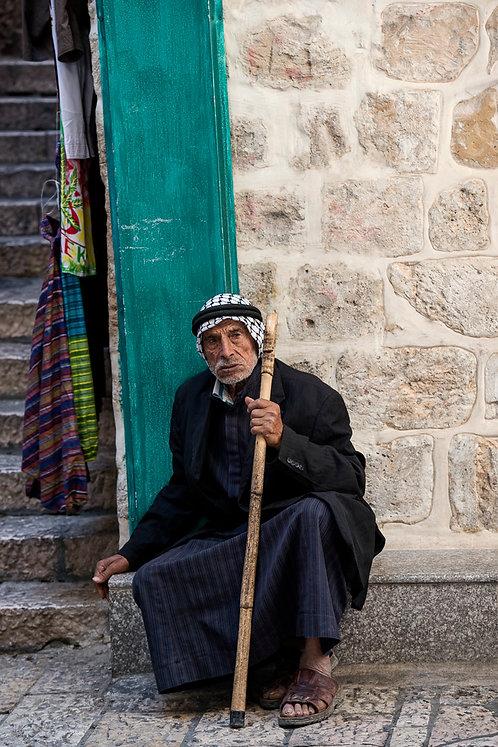 Jerusalem, Characters #40  By Jacob Elbaz