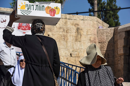 Jerusalem, Jewish Orthodox #8  By Jacob Elbaz