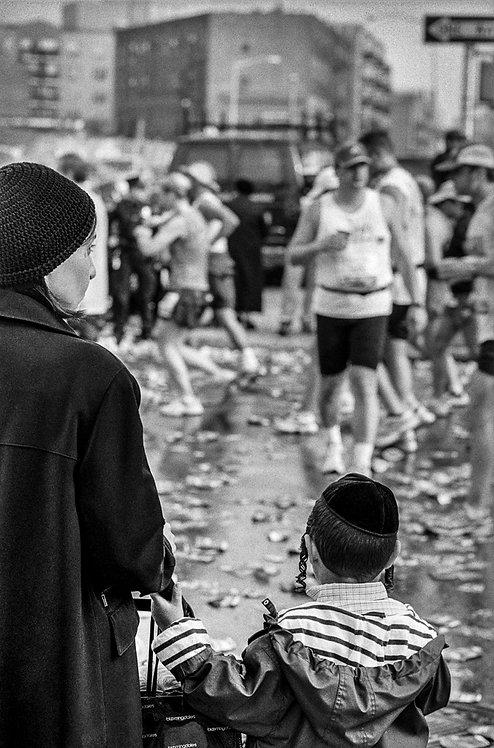 New York, Marathon #18  By Jacob Elbaz