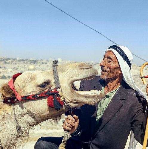 Jerusalem, Friends #2  By Jacob Elbaz