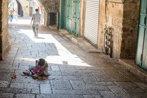 Jerusalem, Everyday life #132