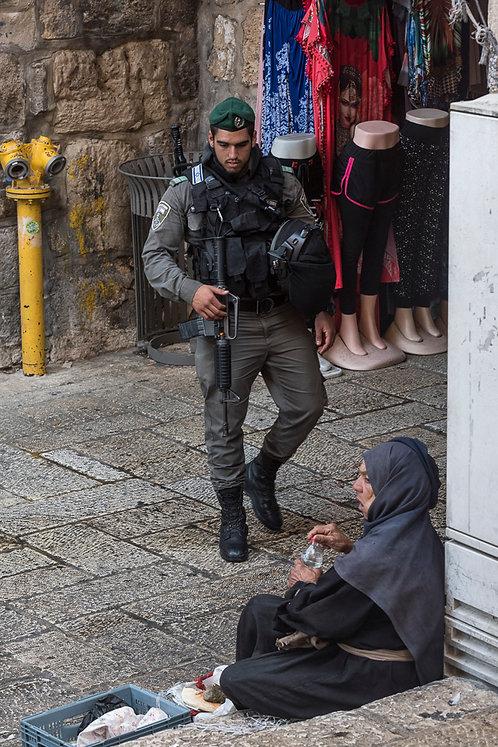 Jerusalem, Everyday life #44  By Jacob Elbaz