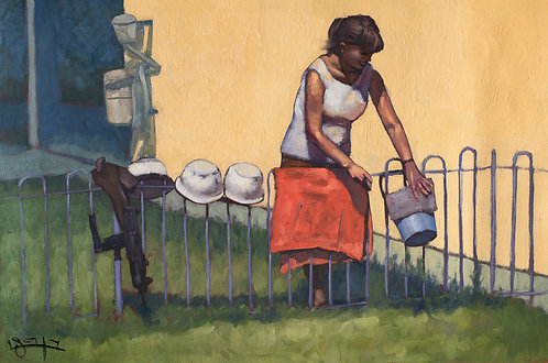 Chores by  Ben Fried