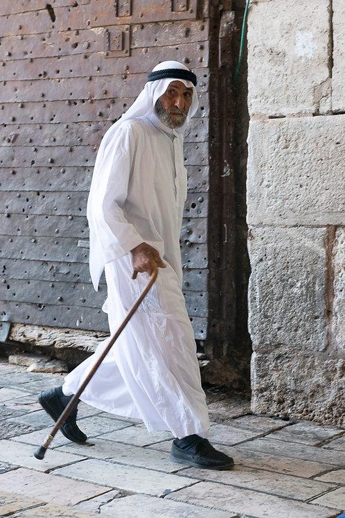Jerusalem, Characters #34  By Jacob Elbaz