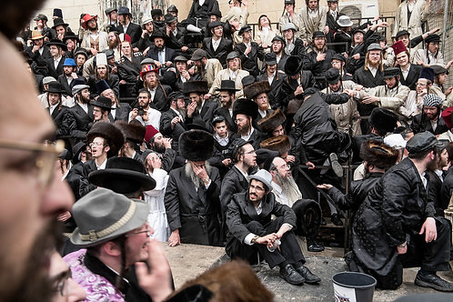 Jerusalem, Orthodox-Jews #13
