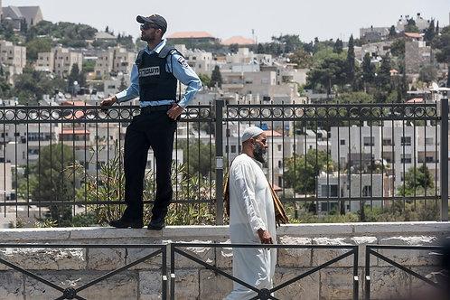Jerusalem, Everyday life #56  By Jacob Elbaz