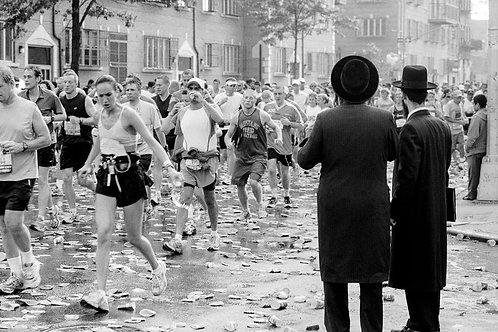 New York, Marathon #9  By Jacob Elbaz