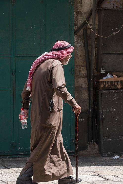 Jerusalem, Characters #14  By Jacob Elbaz
