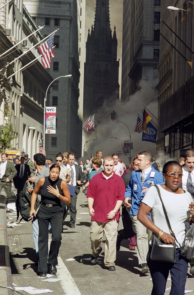 New York, 9 / 11,The Disaster #1
