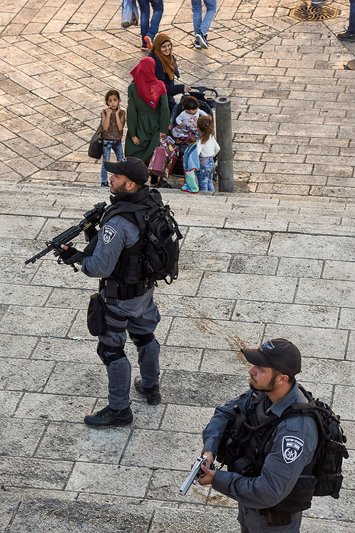 Jerusalem, Everyday life #77  By Jacob Elbaz