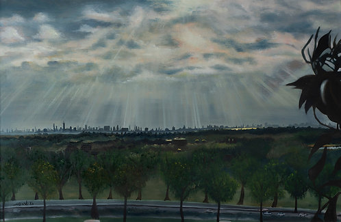Sunset by  Neta Margalit