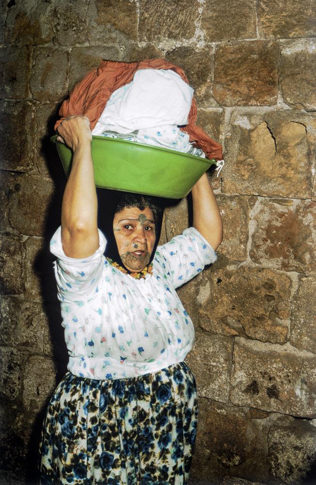 Israel, CarriingBearing on her head  By Jacob Elbaz
