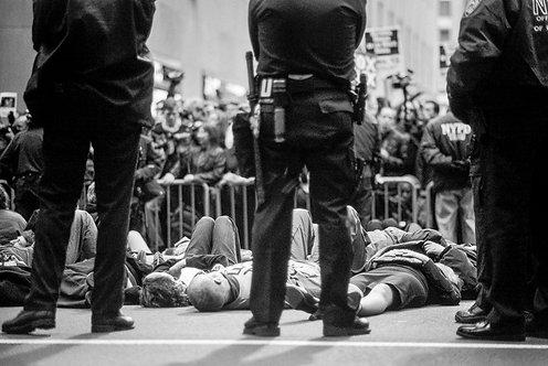 New York, Protest #17  By Jacob Elbaz