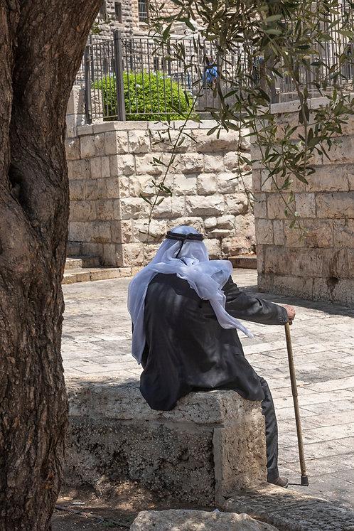 Jerusalem, Characters #4  By Jacob Elbaz