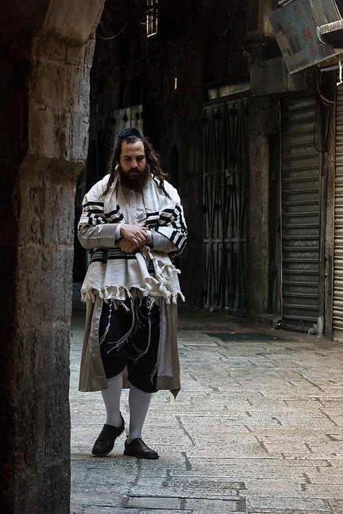 Jerusalem, Characters #20  By Jacob Elbaz