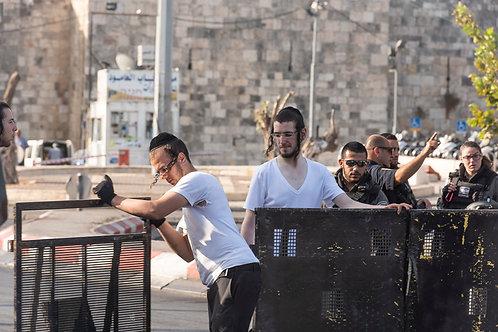 Jerusalem, Everyday life #41  By Jacob Elbaz